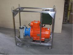 Pompe centrifuges ADF - ATEX